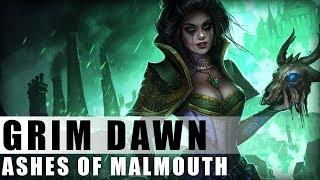 Grim Dawn - Patch 1.0.3.0 Overview