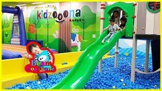 น้องบีม | เล่นสวนสนุก Indoor playground Kidzoona เมกาบางนา