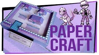 Papercraft da cidade de Pallet!!!