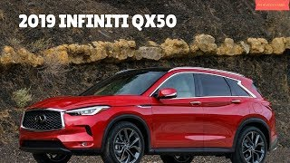 2019 INFINITI QX50 Styling, Performance [SUV COMPARISON USA] - Auto Review - Phi Hoang Channel