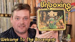 Muppet Show Lunch Box | Unboxing | Welcome To The Basement