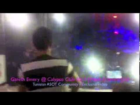 Wach's Set - Gareth Emery @ Calypso Club 2013