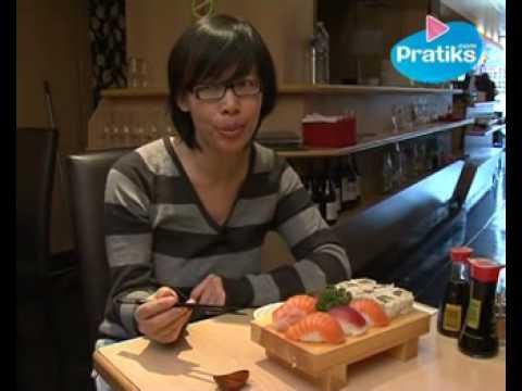 Cuisine comment tenir des baguettes chinoises youtube - Comment tenir des baguettes chinoises ...