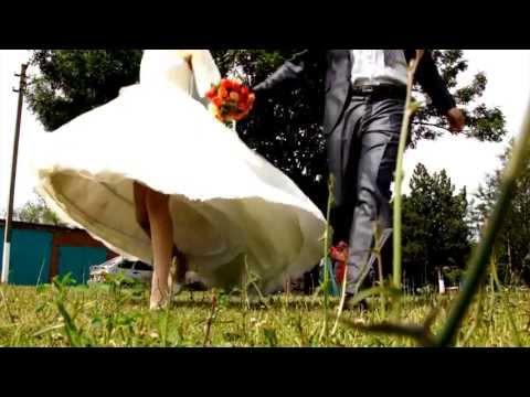 Свадебный клип веселая красивая невеста Wedding Video (Dimas Puh) 2013 SnK 89183496468