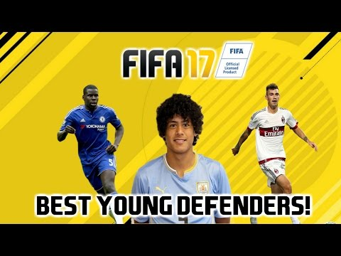 FIFA 17: BEST CENTRE BACKS WITH HIGH POTENTIAL ON CAREER MODE (17-21)