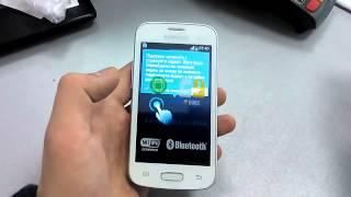 Обзор Samsung Galaxy Star Plus Duos S7262 White
