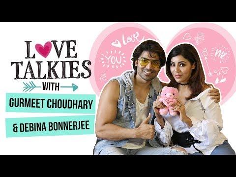 Gurmeet Chaudhary & Debina Bonnerjee's love story is totally filmy | Love Talkies | Ram Sita