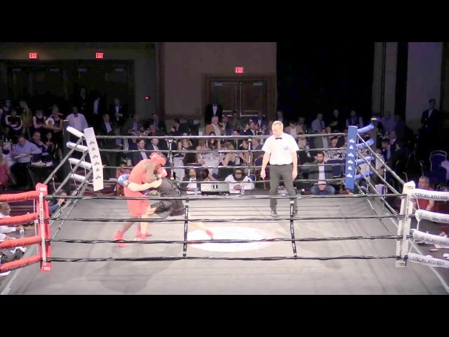 Belfast Beltway Boxing Classic DC 2018 Bout 6
