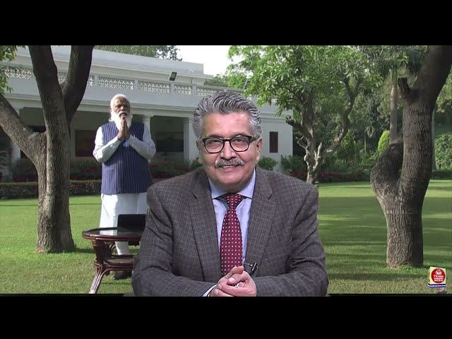Ashok Vyas Analyses Pariksha Pe Charcha 2021 with PM Modi - Part 1 of 2