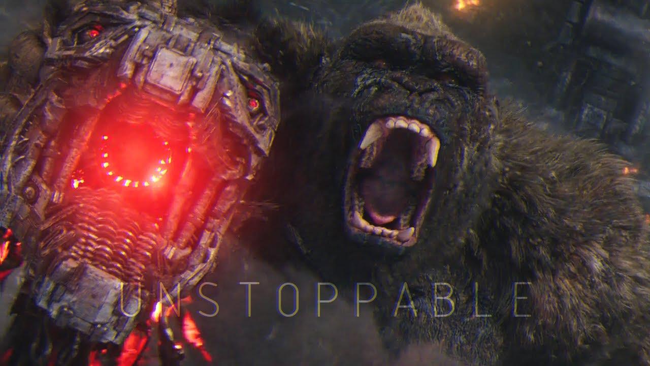 Download Godzilla Vs Kong | Unstoppable | (Music Video)
