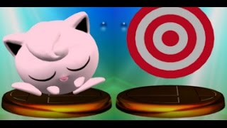Jigglypuff Does Every Target Test Stage (Non-TAS)