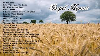 Gospel Hymns & Peaceful Inspirational Music