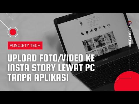 Cara Upload Foto dan Video di Instagram Melalui PC Tanpa Software 100% Berhasil di Windows & MAC OS.