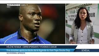 Sénégal : Pape Bouba Diop est mort
