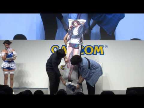 Umehara Yuichiro and Uchida Yuuma strip a dakimakura