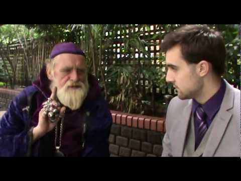 The Wizard Man Interview