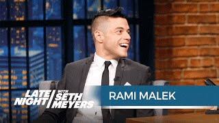 Rami Malek on Why Mr. Robot Season 2 Was So Hard to Shoot