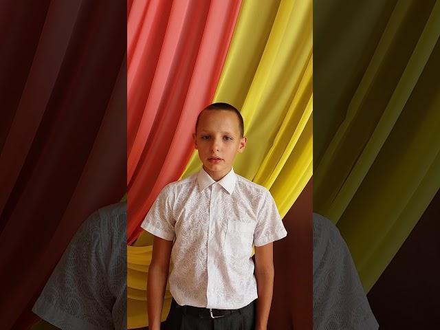 Изображение предпросмотра прочтения – НикитаПантилеев читает произведение «Отчего так много света?» И.А.Мазнина
