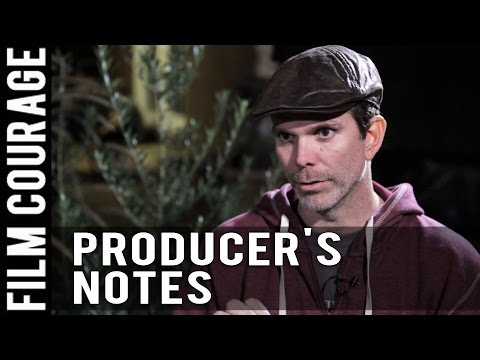 Looking At A Movie Script Through A Producer's Eyes by Devin Reeve