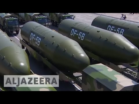 🇨🇳 China's Nuclear Arsenal A High-level State Secret