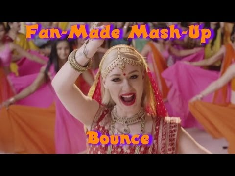 Just Dance Fan-Made Mash-Up - Iggy Azalea - Bounce (HD)