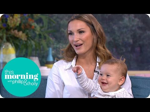 TOWIE's Sam Faiers Talks Mummy Diaries And Leaving Essex  This Morning