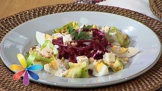 Изысканный салат с айран-кремом - Все буде добре - 29.12.2014 - Все будет хорошо