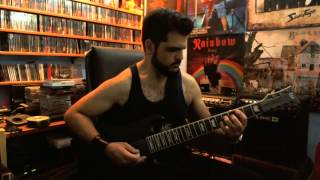Black Label Society - Final Solution (guitar cover)