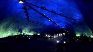 FB5K Viking Tour - The Laerdal Tunnel