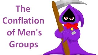 A Brief Lesson in the Differences Between Men's Groups