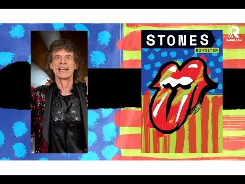 "Mick Jagger reveals his ""No Filter"" US tour prep"