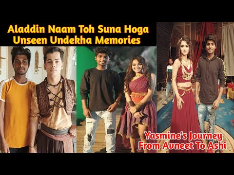 Download Aladdin Naam Toh Suna Hoga Unseen Memories| Behind The Scenes|Yasmine's Journey From Avneet To Ashi|