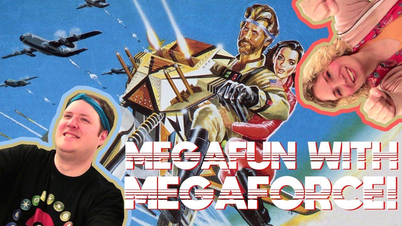 Download Megafun with Megaforce! (Movie Nights) (ft. @Linkara-AtopTheFourthWall)