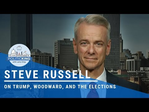 Elections, Bob Woodward, Donald Trump: U.S. Representative Steve Russell Talks with Larry King