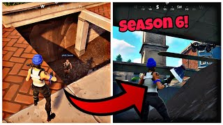 Get Under Tilted Towers in Season 6 (Under The Map) Fortnite Glitches Season 6 PS4/Xbox one 2018