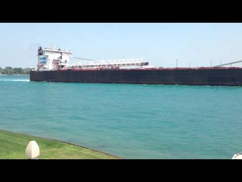 Indian Harbor Freighter