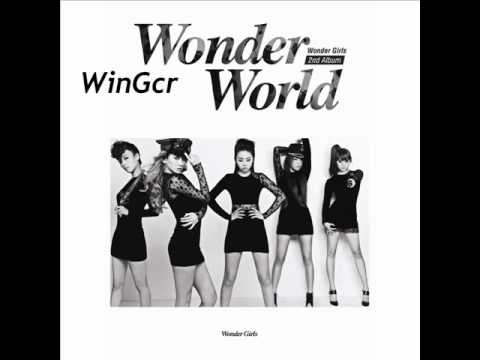 Wonder Girls  - 02. Be My Baby