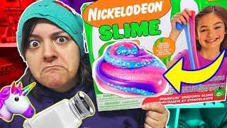 DON'T BUY? 8 REASONS NICKELODEON UNICORN SLIME Kit is NOT worth it SaltEcrafter #33