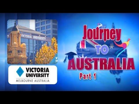 Victoria University Part 1