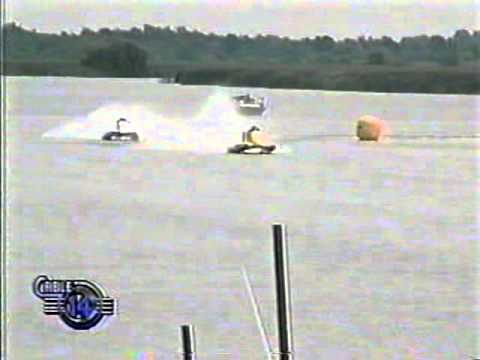 Dunnville Thunder on the Grand Boat racing 1997. Full Video