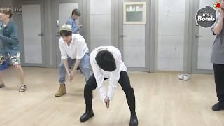 BTS (방탄소년단) 'Coming of age ceremony' Dance practice Jimin & Jungkook