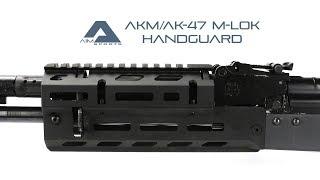 AKM/AK-47 M-LOK Handguard - AIM Sports Inc.