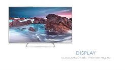 Panasonic TX-42ASW754 Full HD Fernseher