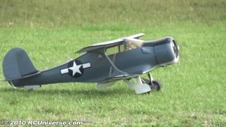 Top Gun 2010 - Nick Ziroli, Beechcraft Staggerwing