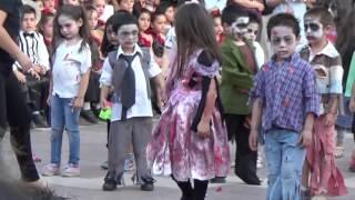 Thriller Michael Jackson - Pre kinder C (Gala Amanda Labarca 2015)