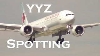 Toronto Pearson International Airport (YYZ)| Short Film/Spotting Compilation