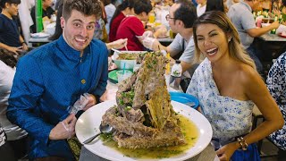 🇹🇭 I can't believe we ate the WHOLE THING - Bangkok Tour with EYETA