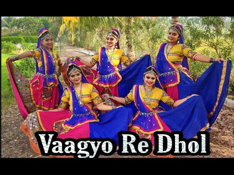 Vaagyo Re Dhol - Hellaro | Cover Dance by Team Pacific | Bhoomi Trivedi | Mehul Surti | Saumya Joshi