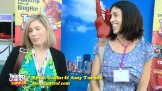 TWIZZLERS Twists at BlogHer'11 - Mom Central Thumbnail