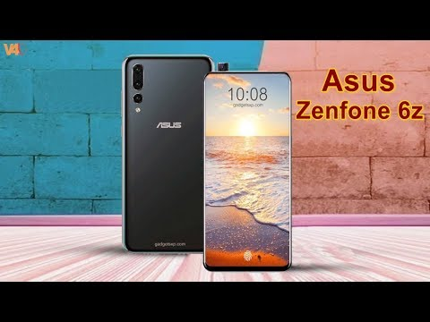 Asus Zenfone 6Z Official Video, Price, Release Date, Features, Specs, First Look, Trailer, Launch